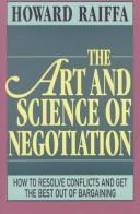 The Art and Science of Negotiation: ,