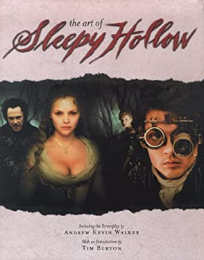 The Art of Sleepy Hollow 9780671036577