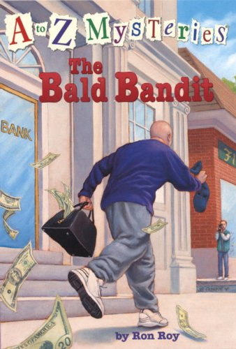 A to Z Mysteries: The Bald Bandit 9780679884491