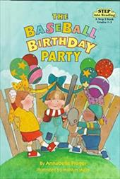 The Baseball Birthday Party 2491549