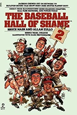 The Baseball Hall of Shame 9780671611132