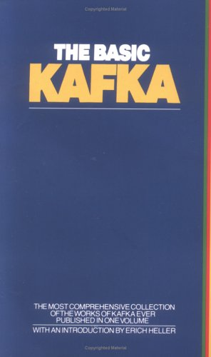 The Basic Kafka 9780671531454