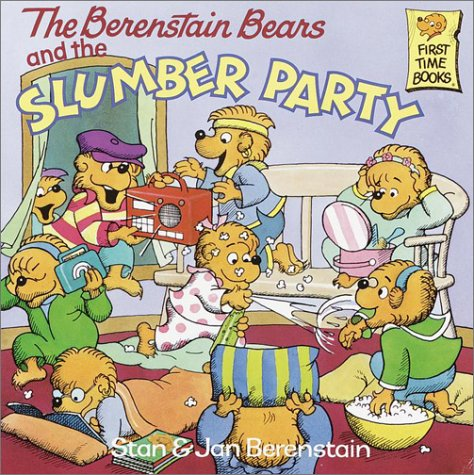 http://images.betterworldbooks.com/067/The-Berenstain-Bears-and-the-Slumber-Party-Berenstain-Stan-9780679804192.jpg