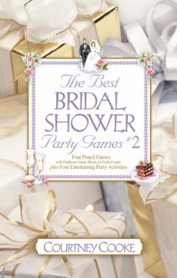The Best Bridal Shower Party Games & Activities #2 9780671317683