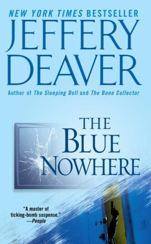 The Blue Nowhere 9780671042264