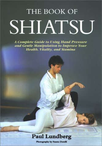 The Book of Shiatsu 9780671744885
