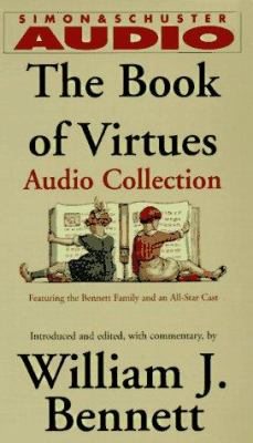 The Book of Virtues: Audio Collection, Volumes I & II 9780671934477