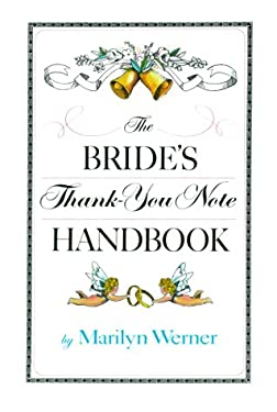 The Bride's Thank-You Note Handbook 9780671606190