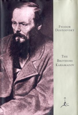 The Brothers Karamazov 9780679601814