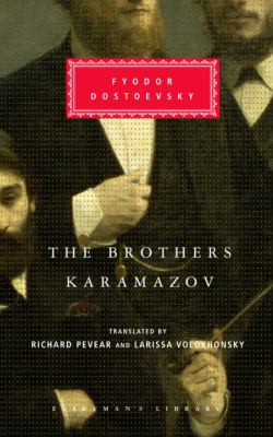The Brothers Karamazov 9780679410034