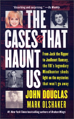 The Cases That Haunt Us 9780671017064