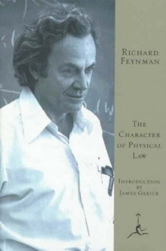 The Character of Physical Law 9780679601272