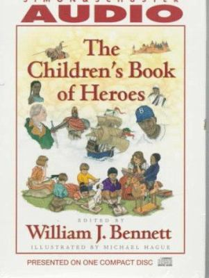 The Children's Book of Heroes CD 9780671576288