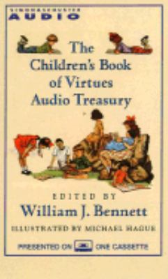 The Children's Book of Virtues Audio Treasury 9780671562625