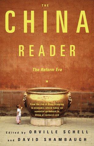 The China Reader: The Reform Era 9780679763871