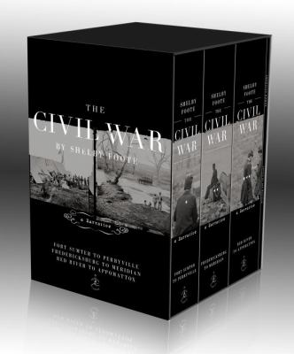 The Civil War Boxed Set [With American Homer] 9780679643708