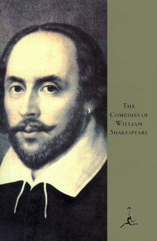 The Comedies of William Shakespeare 9780679601074