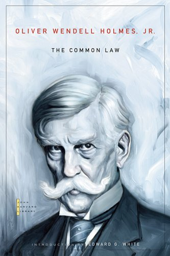 The Common Law 9780674034020
