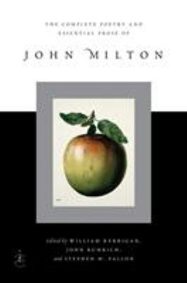 The Complete Poetry and Essential Prose of John Milton 9780679642534