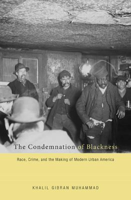 The Condemnation of Blackness: Race, Crime, and the Making of Modern Urban America 9780674035973