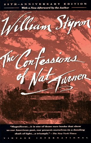 The Confessions of Nat Turner 9780679736639
