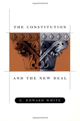 The Constitution and the New Deal 9780674003415