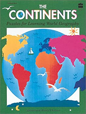 The Continents: Puzzles for Learning World Geography 9780673360724