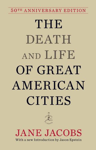 The Death and Life of Great American Cities 9780679644330