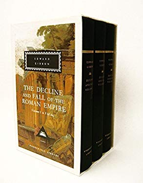 The Decline and Fall of the Roman Empire, Vol. 1-3: Volumes 1, 2, 3 9780679423089