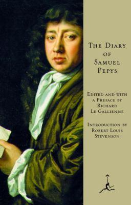 The Diary of Samuel Pepys 9780679642213