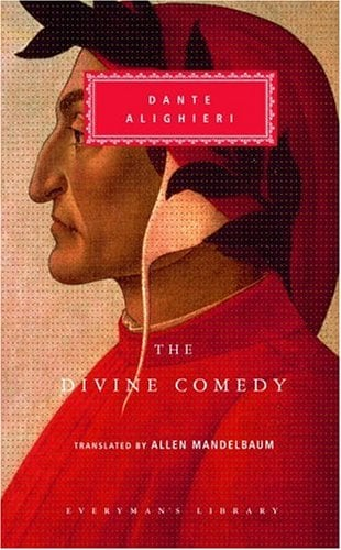 The Divine Comedy: Inferno; Purgatorio; Paradiso (in One Volume) 9780679433132