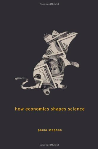 How Economics Shapes Science 9780674049710