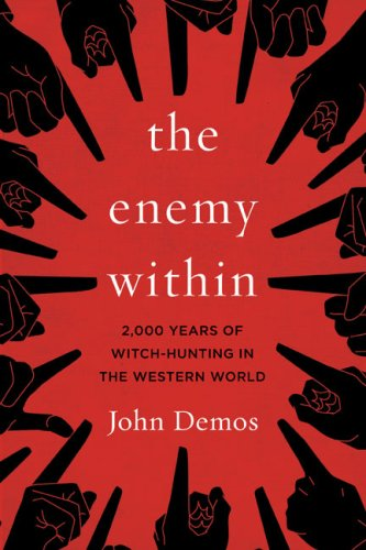 The Enemy Within: 2,000 Years of Witch-Hunting in the Western World 9780670019991
