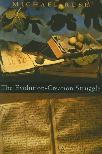 The Evolution-Creation Struggle 9780674022553