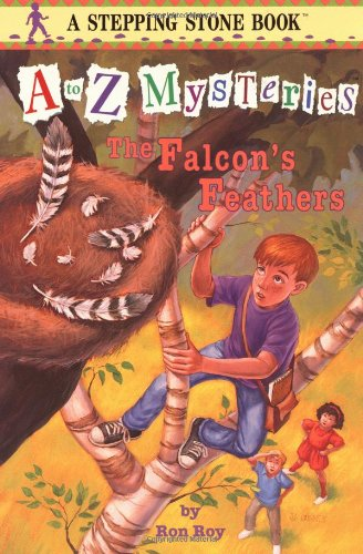A to Z Mysteries: The Falcon's Feathers 9780679890553