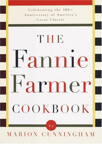 The Fannie Farmer Cookbook 9780679450818