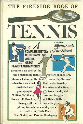 The Fireside Book of Tennis