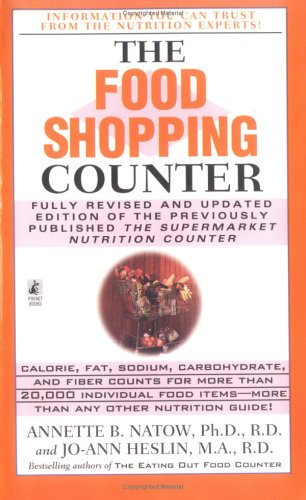 The Food Shopping Counter 9780671004521