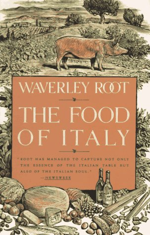 The Food of Italy 9780679738961