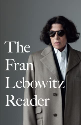 The Fran Lebowitz Reader 9780679761808