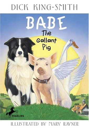 Babe the Gallant Pig 9780679873938