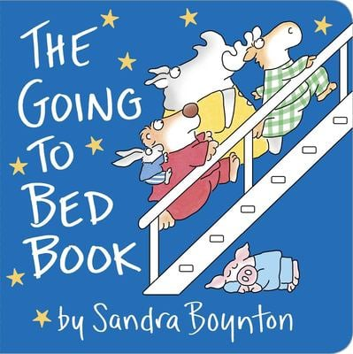 The Going to Bed Book 9780671449025