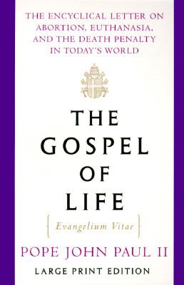 The Gospel of Life 9780679758648