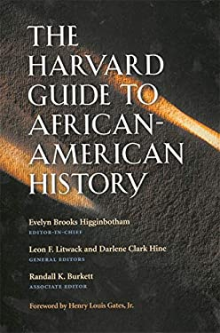 The Harvard Guide to African-American History [With CD-ROM] 9780674002760
