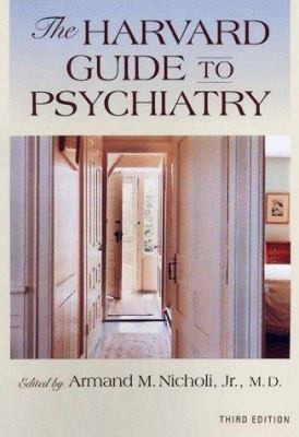 The Harvard Guide to Psychiatry 9780674375703