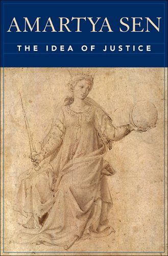 The Idea of Justice 9780674036130