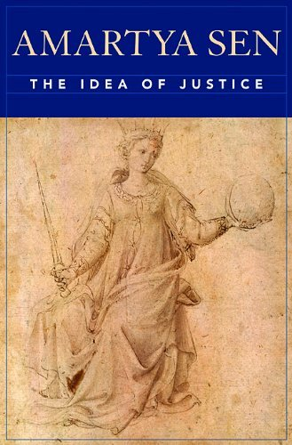 The Idea of Justice 9780674060470