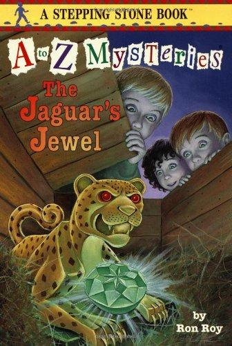 The Jaguar's Jewel 9780679894582