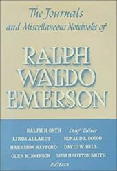 Journals and Miscellaneous Notebooks of Ralph Waldo Emerson, Volume XV: 1860-1866 2463809