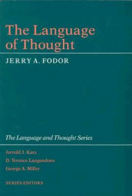 The Language of Thought 9780674510302